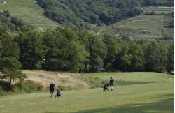 Wine and golf weekend in Alsace