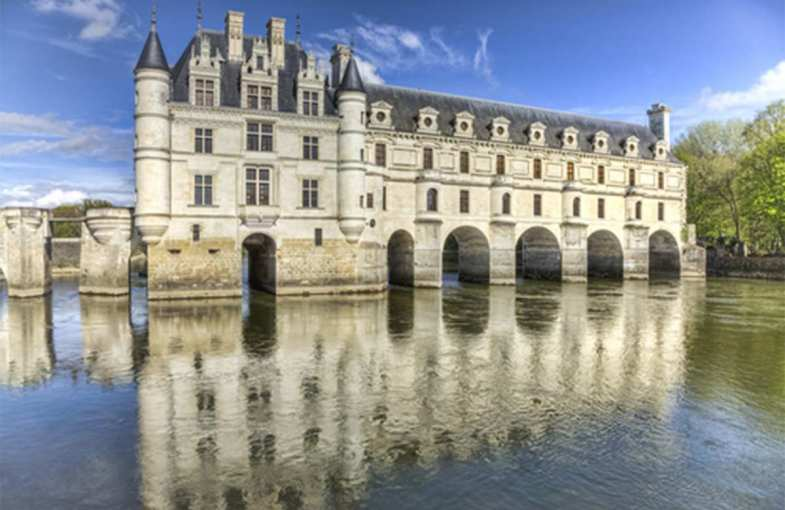 Romantic wine escape in Loire
