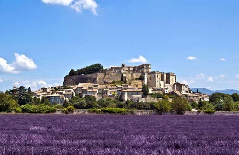 Week-end viticole dans la Drôme