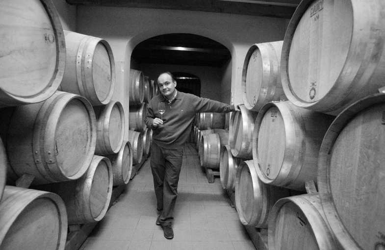 Wine-tasting with Olivier Poussier