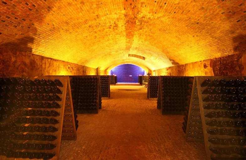 Dégustation - Champagne Comtesse Lafond