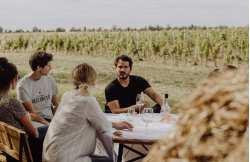 Visite œnologique et gourmande près de Paris