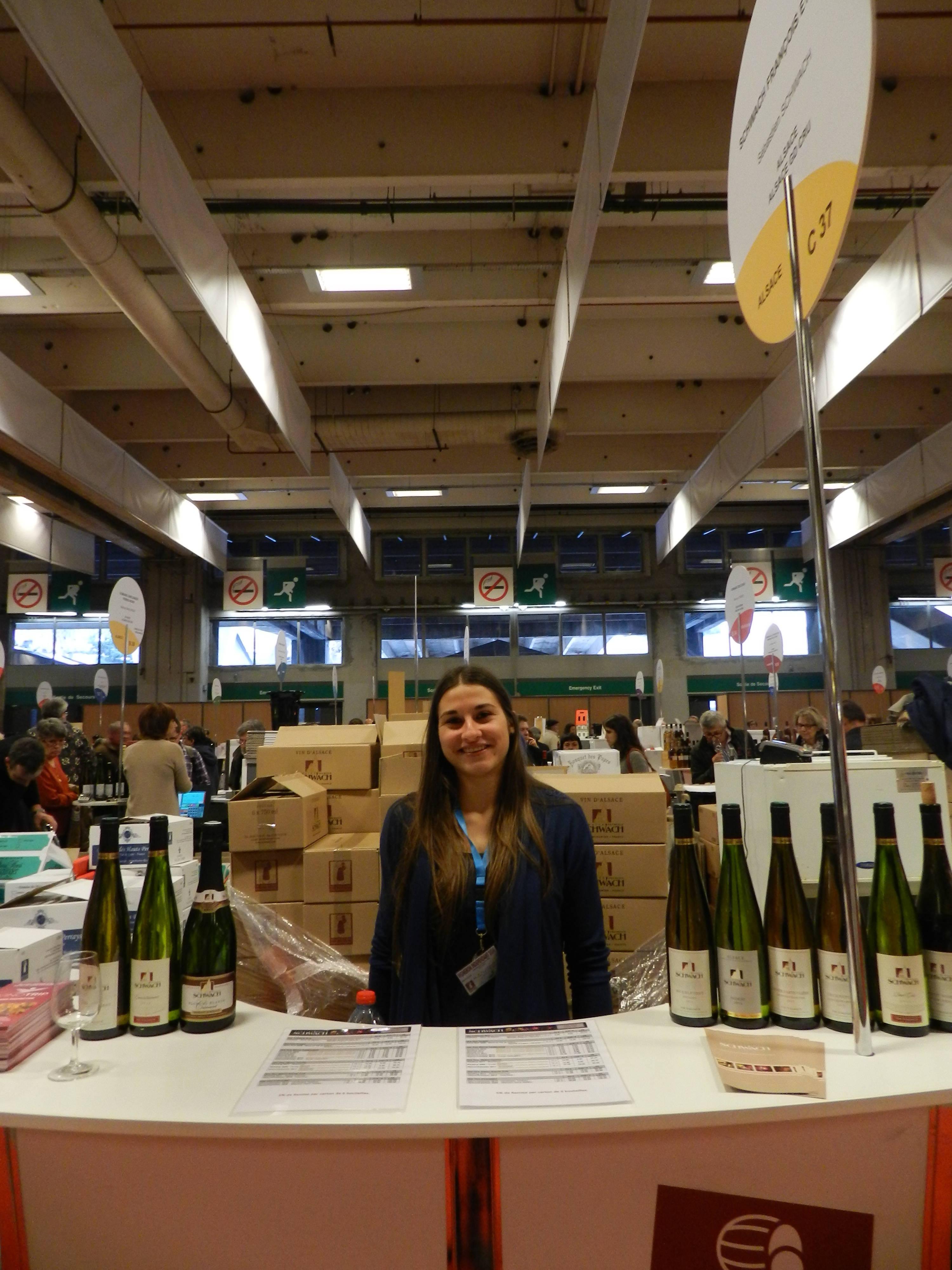 Nos partenaires pr sents sur le salon des vignerons for Porte de champerret salon des vignerons