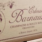 Rencontre oenologique dans le vignoble champenois, au domaine Edmond Barnaut