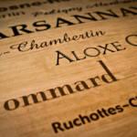 Les principales appellations des vins de Bourgogne
