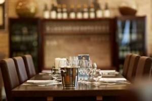 La table Leflaive