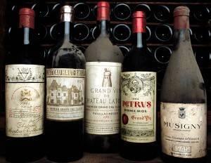 Les 10 vins les plus chers du monde for Vinyl le plus cher