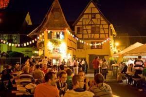 Fêtes du vin Alsace