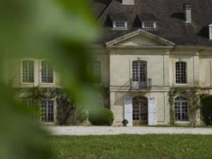 château Bouscaut à Bordeaux