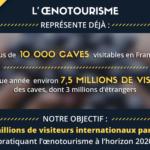 Les mesures en faveur du développement de l'oenotourisme