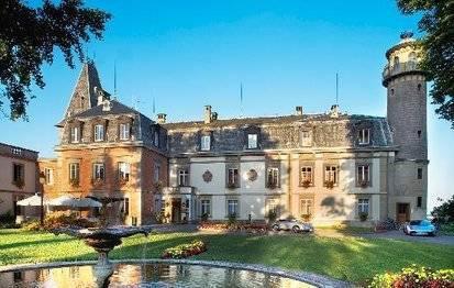 Chateau Isenbourg Alsace