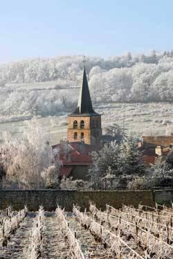 Escapade hivernale Beaujolais