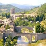 Les plus beaux villages sur la route des vins du Languedoc