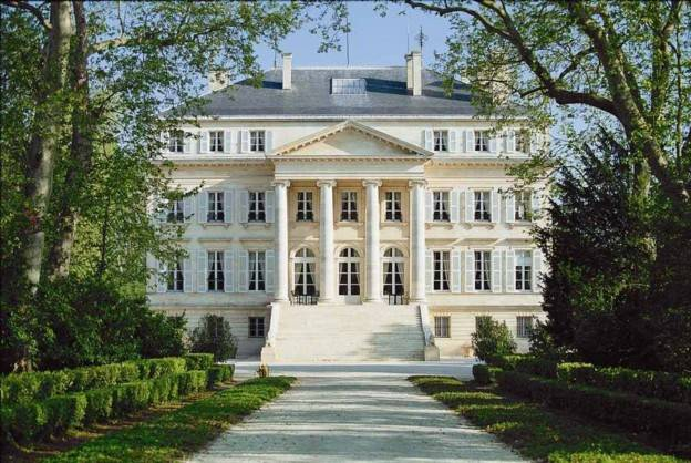 Château Margaux en Médoc