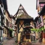 Les plus beaux villages sur la route des vins d'Alsace