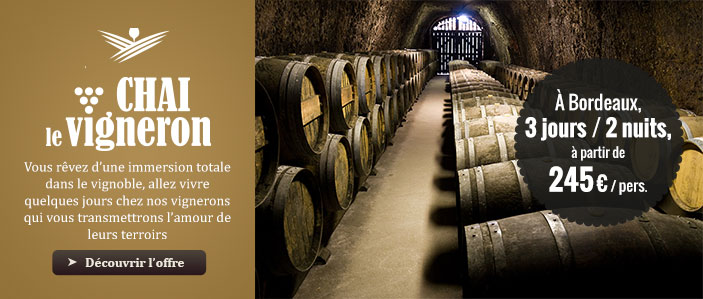 Week-end oenologique à Bordeaux