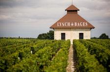 Château Lynch-Bages in Pauillac