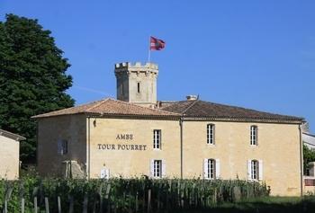 Château Ambre Tour Pourret à Saint-Emilion