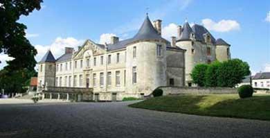 Romance viticole au Château d'Etoges en Champagne