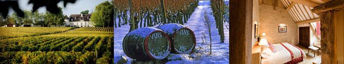 Coffret dégustation de vins - Bordeaux et Bourgogne