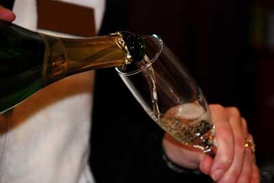 Dégustation route du Champagne