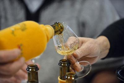 Déguster route des vins Jura