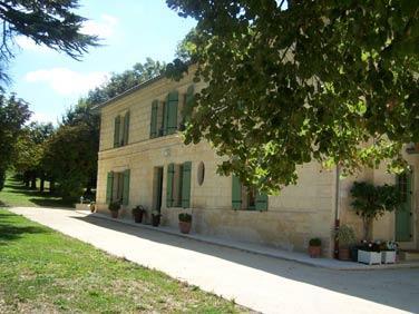 Dormir Château de Camarsac