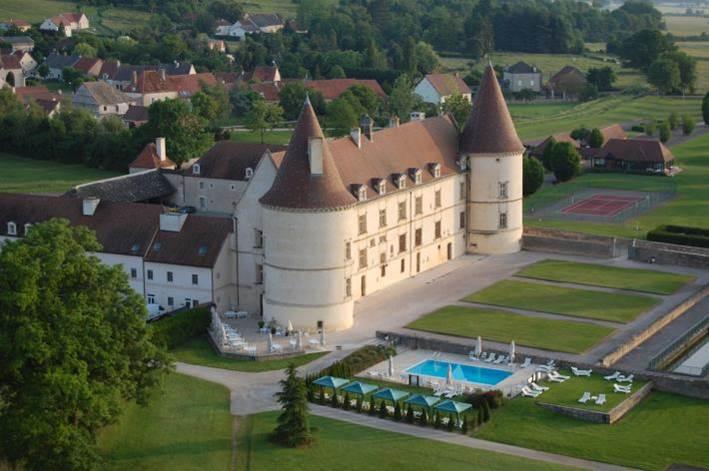 Séjour golfique Bourgogne