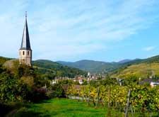 wine and gourmet escapade in Alsace