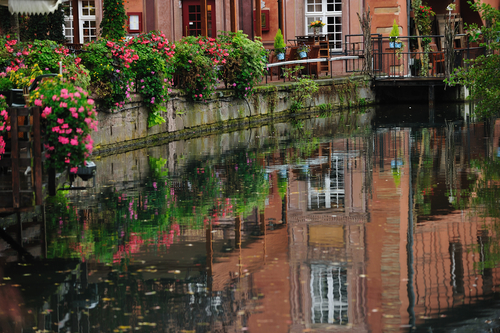 Colmar in Alsace