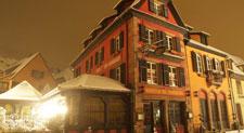 Gastronomic hotel Le Chambard