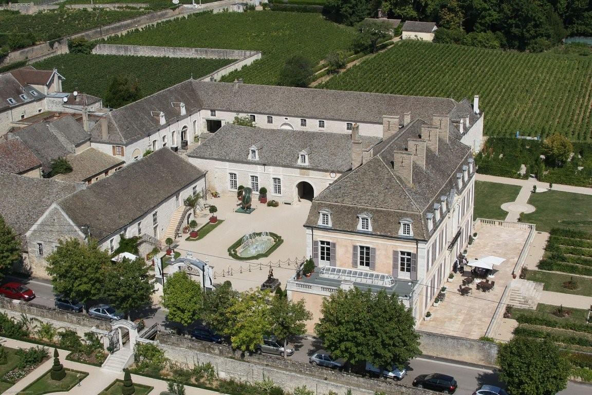 Château Pommard in Burgundy