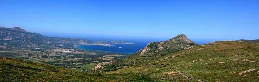 Route des vins Corse