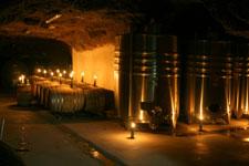 Cellar in Loire - Wine Romance