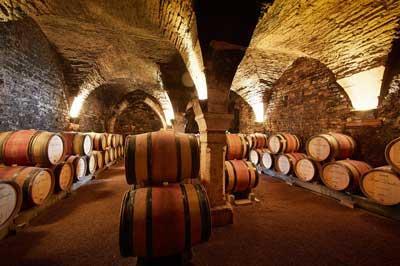 Tourisme route des vins