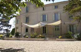 Château Le Bouïs in Gruissan