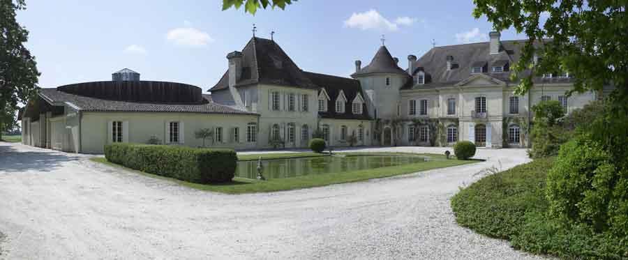 Visite route des vins Bordeaux