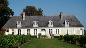 Château Gaudrelle in the Loire Valley