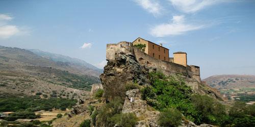 Visiter route des vins Corse