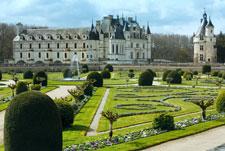 Week-end romantique Touraine