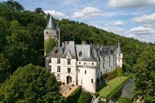Week-end romantique Val de Loire