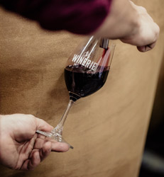 Wine workshop in Montreuil