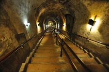 Visite des caves d'une grande maison de Champagne