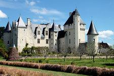 Castle in Touraine