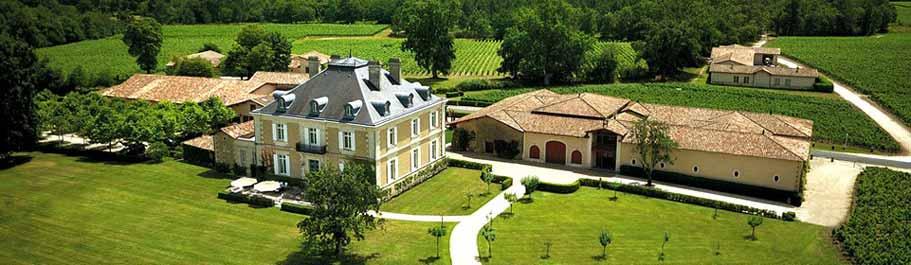 Hébergement - Château Haut-Bailly