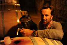 Thierry Germain, a renowned producer of Saumur-Champigny wine