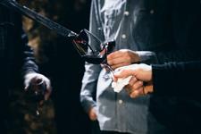 Dégustation de vin à la propriété - Ardèche - Rhône