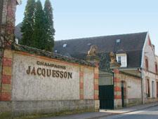 Domaine Jacquesson - Dégustation