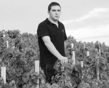 Steeve Charvet, winemaker in Chiroubles