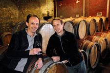 Domaine viticole en Beaujolais